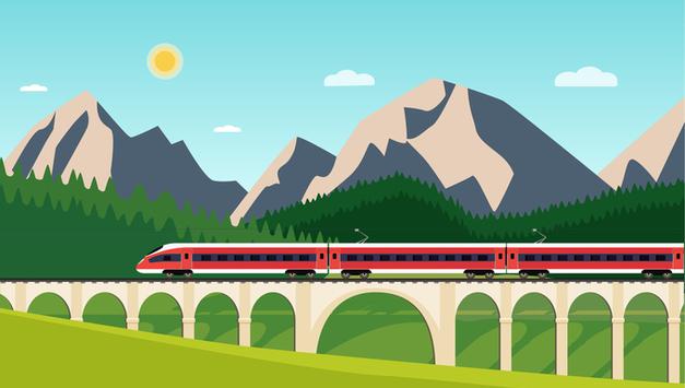 A Youthful Travel Rail-ro