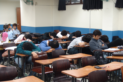 a study on sleep deprivation among students Full-text pdf on researchgate | this study was designed to assess sleep patterns among male medical students at different academic levels participants in this study.
