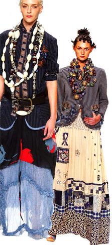 Fashion Designer Lee Ji Eun